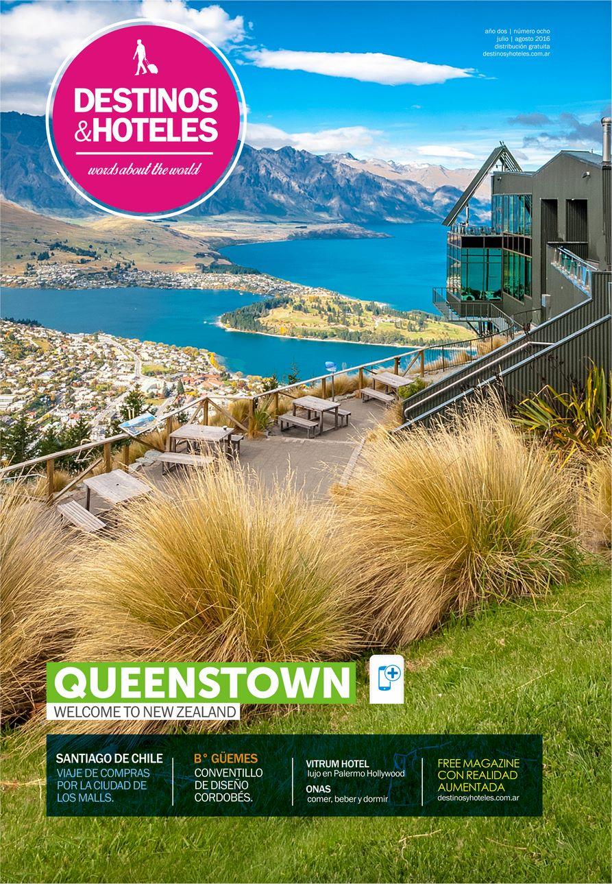 Revista #8 - Queenstown