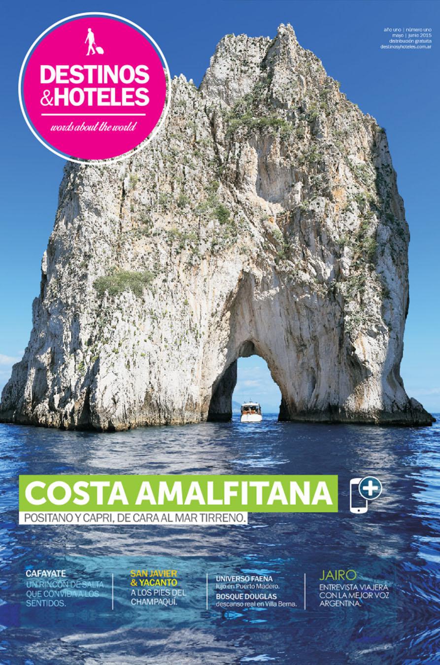 Revista #01 - Costa Amalfitana