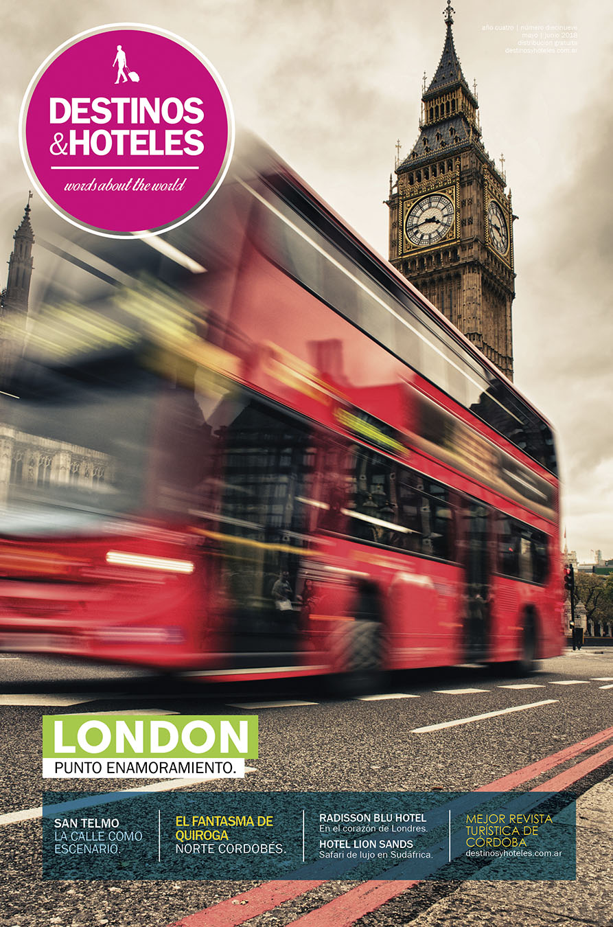 Revista #19 - Londres