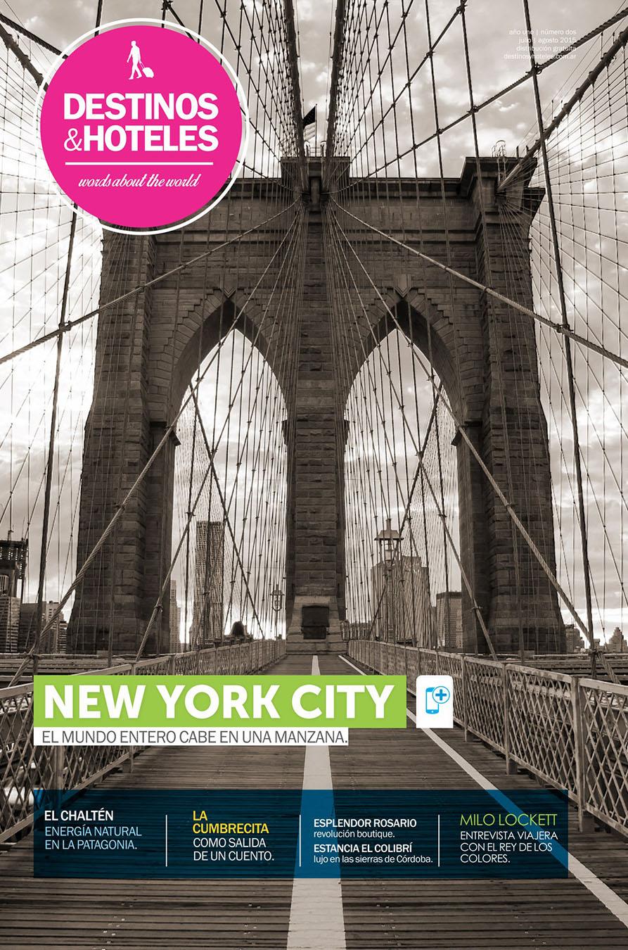 Revista #2 - New York