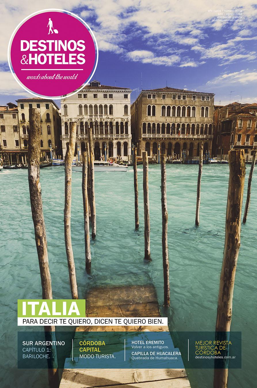 Revista #20 - Italia