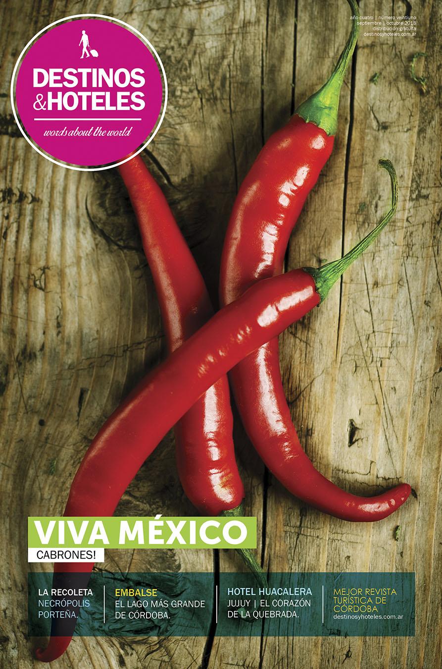 Revista #21 - México
