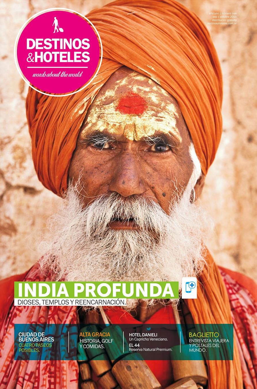 Revista #3 - India