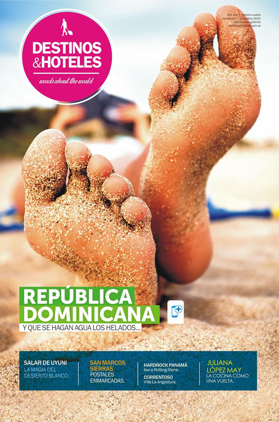 Revista #4 - República Dominicana