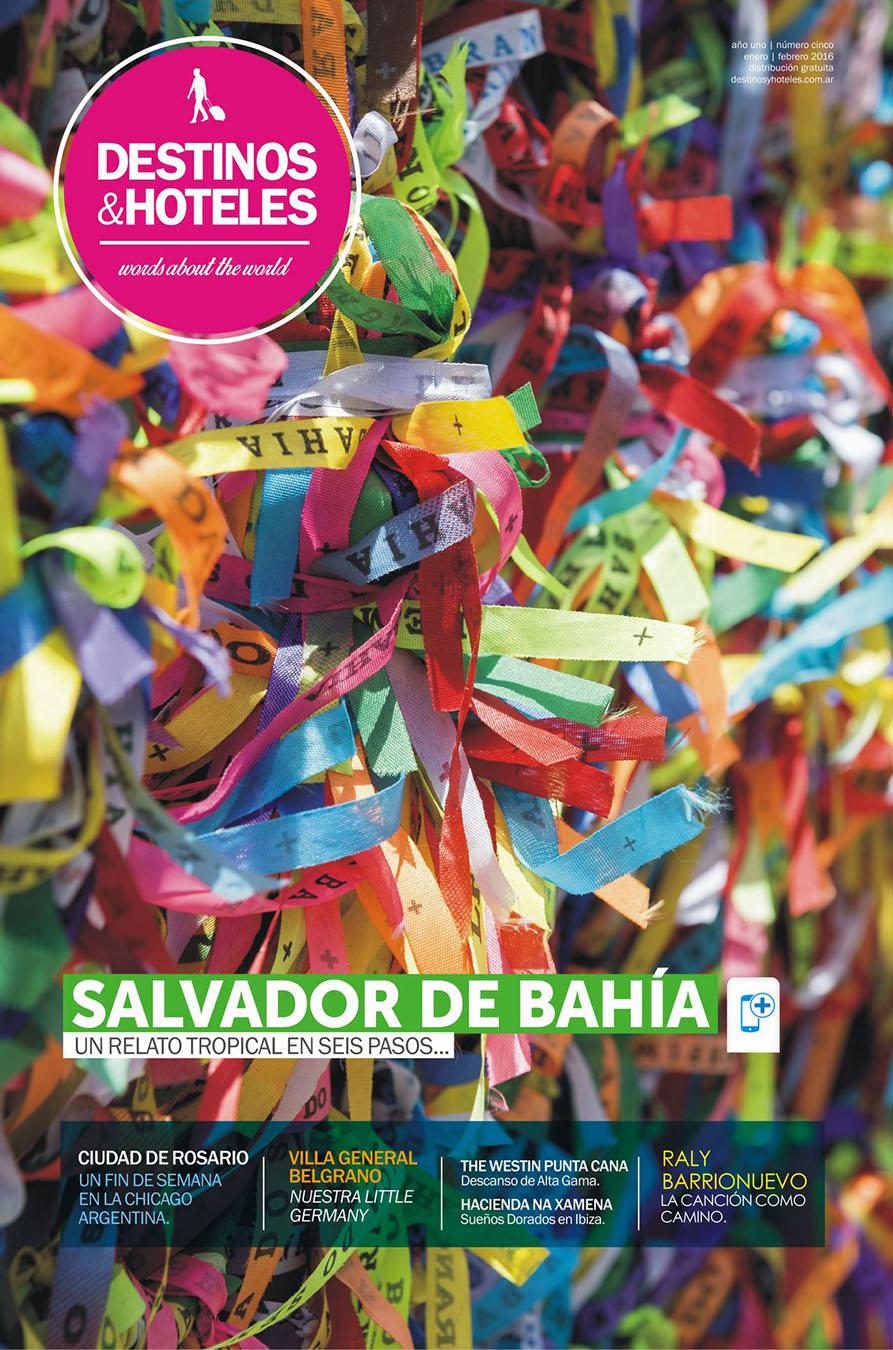 Revista #5 - Salvador de Bahía