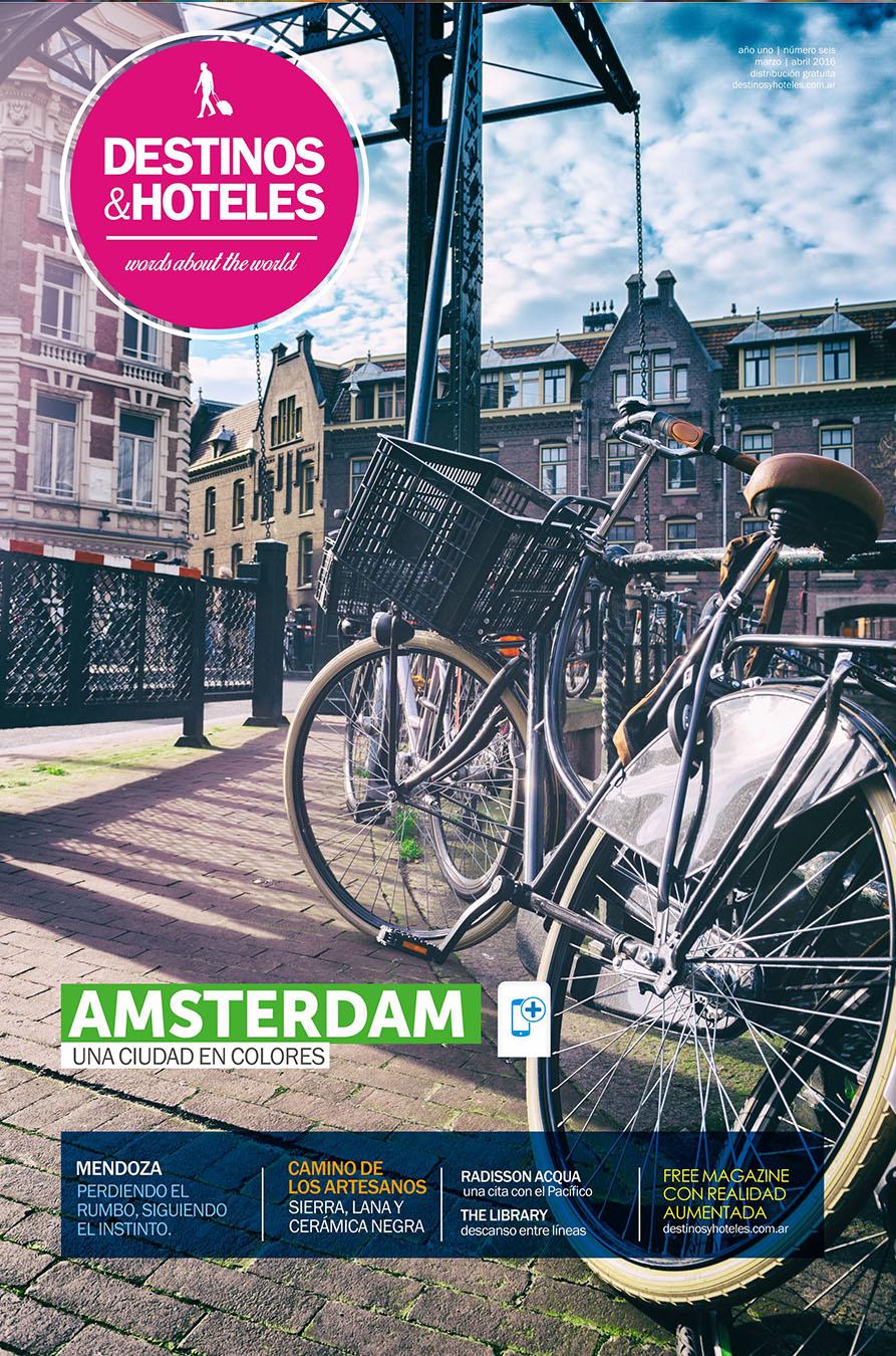 Revista #6 - Amsterdam